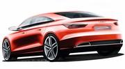 Audi A3 Concept : Mise en bouche