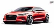 Un concept qui préfigure la future A3 chez Audi
