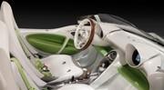 Le concept Smart ForSpeed de roadster électrique au salon de Genève