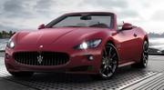 Maserati Gran Cabrio Sport : Plus de puissance et de dynamisme