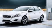 Volvo V60 Plug-In Hybrid : Un hybride qui déménage ?