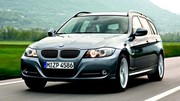 La nouvelle 320d Touring Efficient Dynamics : 163 ch et 114 g de CO2