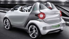 Concept Smart Forspeed, électrique et sans toit !