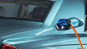 Rolls Royce électrique : Rolls Royce 102 EX