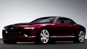 Bertone Jaguar B99 Concept : Plus royaliste