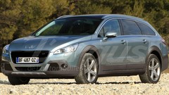 Peugeot 508 SW Outdoor : Hybride et 4 roues motrices !