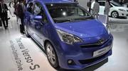 Toyota Verso-S : les tarifs