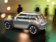 Mini Rocketman concept, la mini Mini