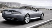 Aston Martin Virage : Opération papier carbone