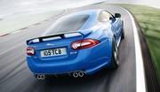 Jaguar XKR-S, le chat dopé