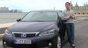 Cartech le Mag : Essai de la Lexus CT 200h