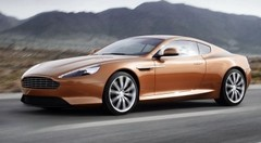 Aston Martin Virage : Léger le virage
