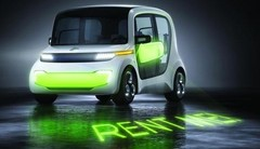 Edag Light Car Sharing concept, ampoule mobile