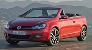 Volkswagen Golf Cabriolet : Dans l'air du temps