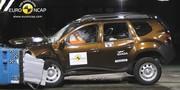 Dacia Duster : pas l'ami des piétons