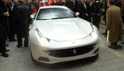 Ferrari FF, toutes les images de la présentation