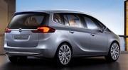 Opel Zafira Tourer Concept : Futur proche
