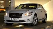 Infiniti M35h : L'hybride de luxe à partir de 55 100 euros