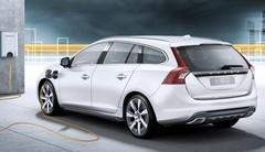 La Volvo V60 Plug-in Hybrid Diesel en vidéo