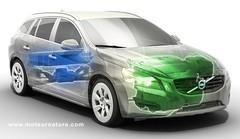 Volvo V60, la première voiture européenne hybride rechargeable ?