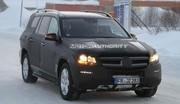 Mercedes GL 2 : nouvelles photos