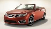 Saab 9-3 Cabriolet : Une série spéciale pour célébrer l'indépendance de la marque !