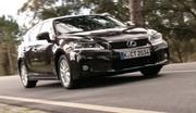 Essai Lexus CT 200h : présentation et services font la différence