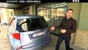 Emission Automoto : Défi Automoto, essai Toyota Verso-S, enquête sur les secrets du salon de Genève