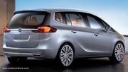Zafira, Opel choisit un moteur essence