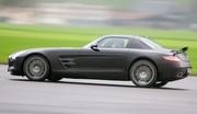 Essai Mercedes SLS AMG : GT ou supercar ?