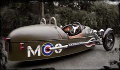 Morgan 3 Wheeler !