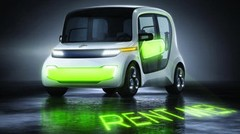 Salon Genève 2011 : EDAG Light Car Sharing Concept