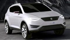 Le concept Seat IBX en fuite