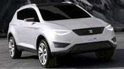 Seat IBX Concept : premières photos