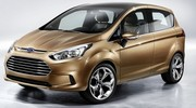 Ford B-Max : A pied d'œuvre
