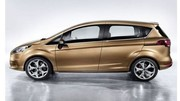 Ford B-Max : accessibilité maximale