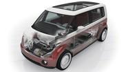 Volkswagen Bulli : minibus