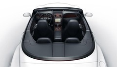 Bentley cabriolet Supersports Ice Speed Record