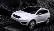 Seat IBX : SUV compact