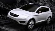 Seat IBX Concept Car