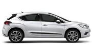 Citroën DS4 : les tarifs
