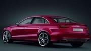 Audi A3 Concept : petite A4