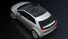 Volkswagen Tex Concept: brise de Scirocco
