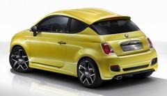 Fiat 500 Coupé Zagato : Petit rayon de soleil