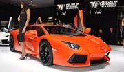 Lamborghini Aventador : Encore plus affutée
