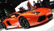 Lamborghini Aventador en vidéo