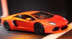 Lamborghini Aventador LP 700-4, enfin !