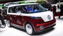Volkswagen Bulli : Flower power ?