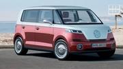 Volkswagen Bulli Concept : le Microbus