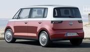 Volkswagen Bulli concept, le Combi est de retour !